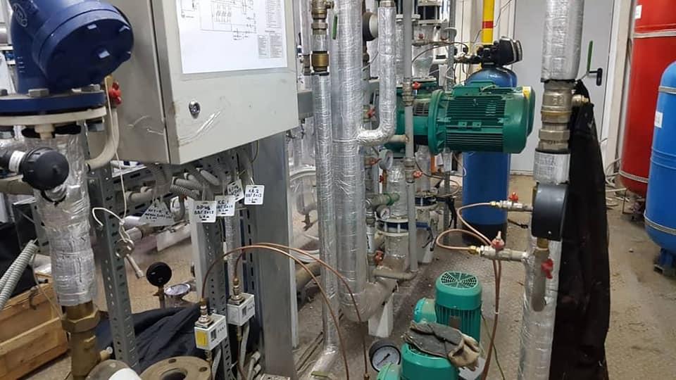 Дмитрий Миронов: «Новую газовую котельную в поселке Петровское запустили раньше срока»