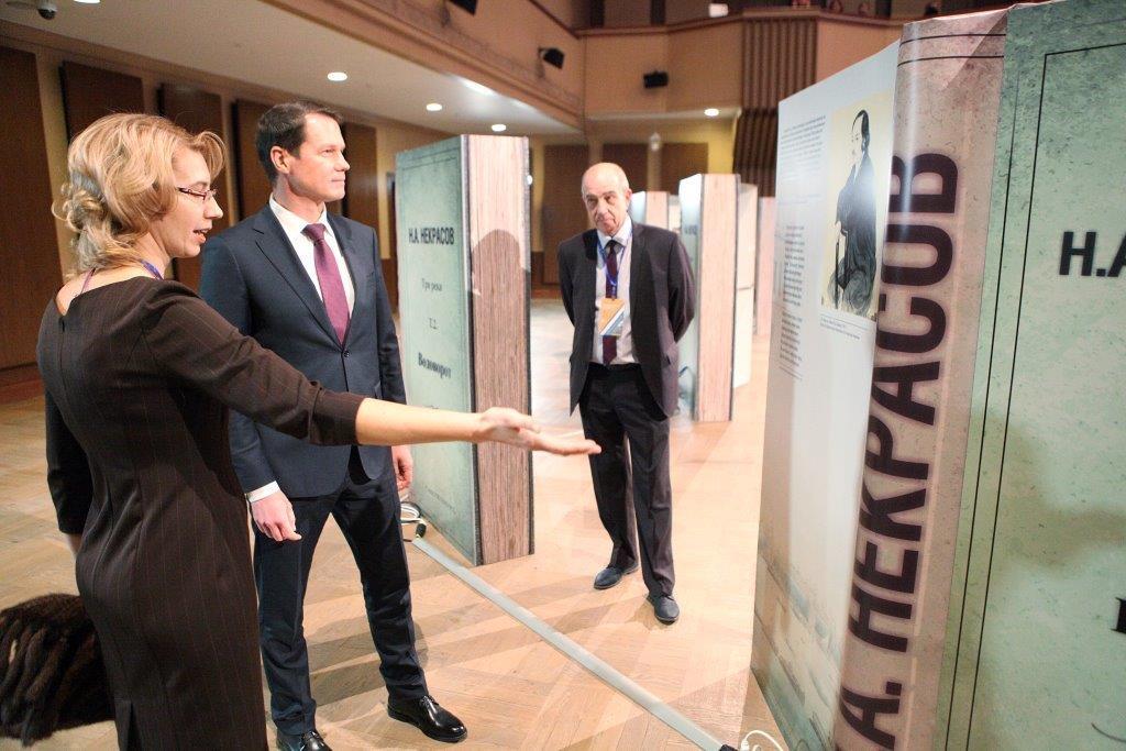 Три российских музея создали совместный проект к 200-летию Николая Некрасова