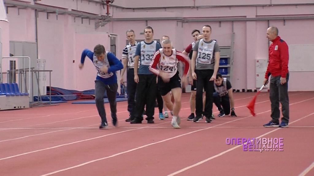 Прокуроры надели спортивные костюмы и выяснили, кто быстрее, выше и сильнее