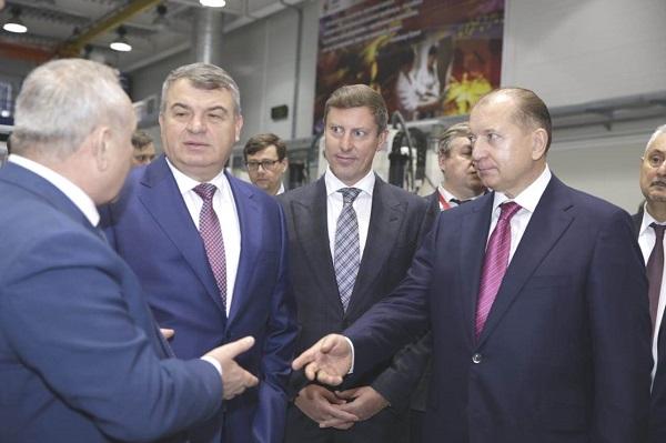 Дмитрий Миронов: «Наша промышленность заинтересована в поиске новых перспективных технологий»
