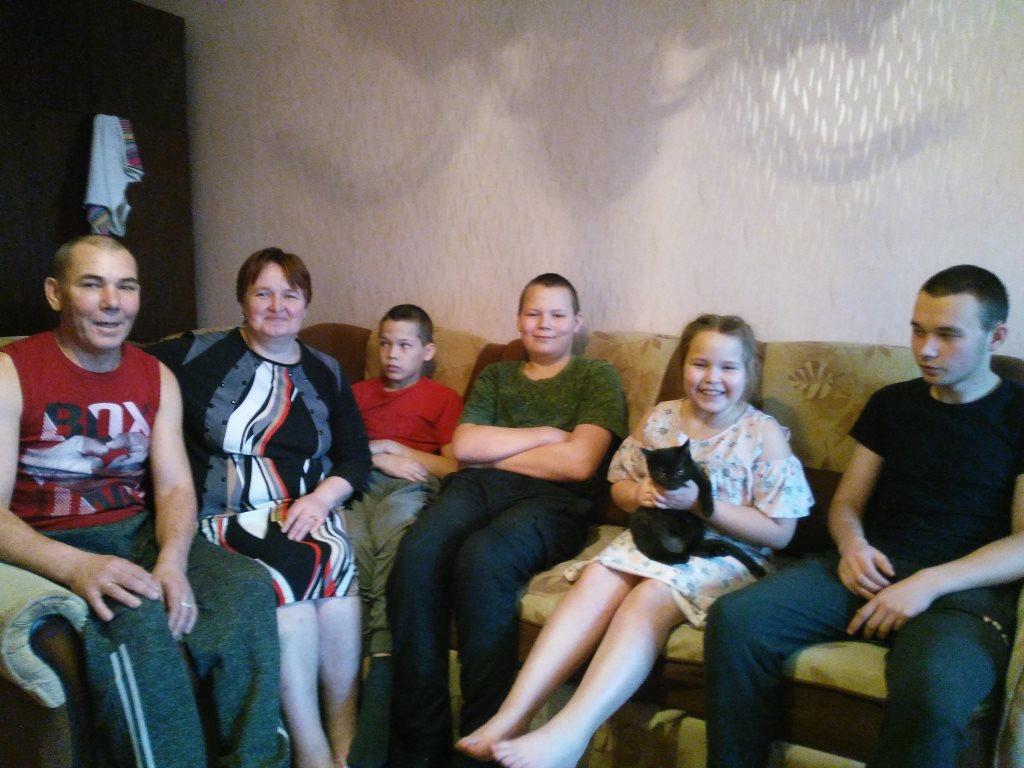8 многодетных семей в регионе получили деньги на улучшение жилья