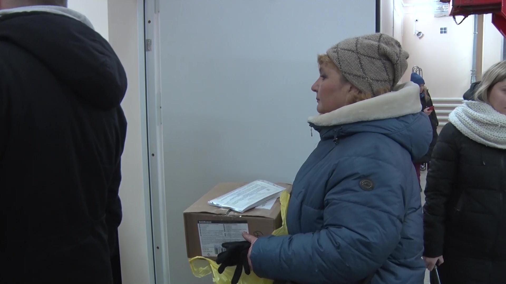 Ярославцы собрали новогодние подарки для детей из Донецкой и Луганской областей