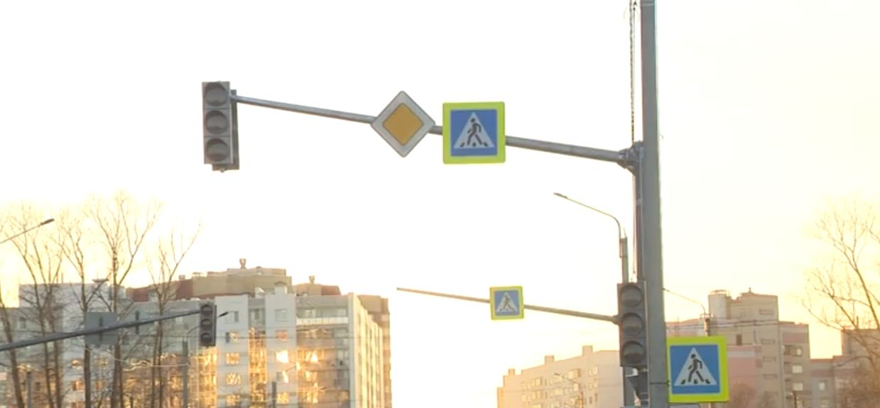 В Ярославле открыли для проезда улицу Панина