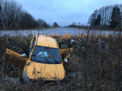 Пьяный водитель лишил жизни своего пассажира: подробности аварии