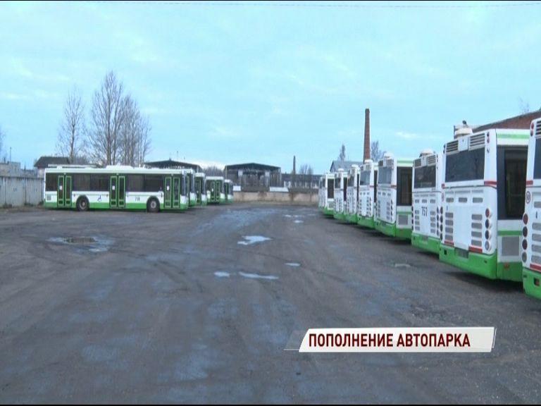 73 автобуса от Москвы получила Ярославская область: на каких маршрутах они будут работать