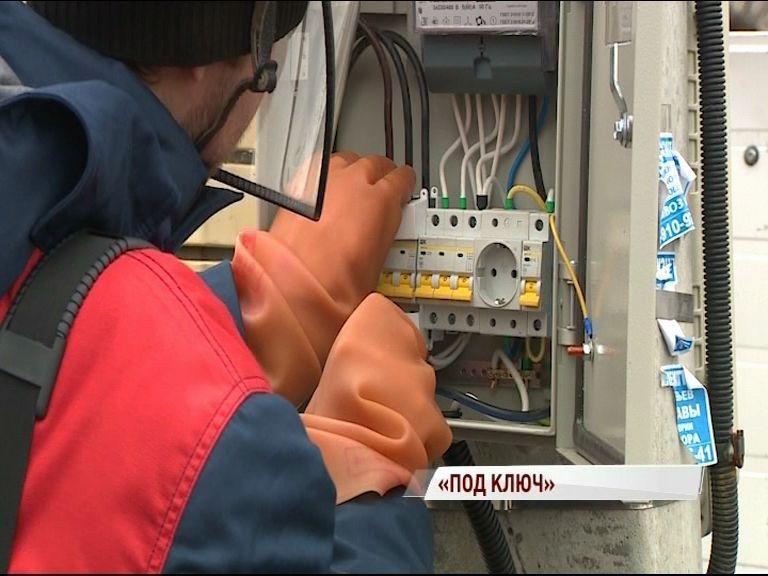 Названы самые популярные услуги ярославских энергетиков