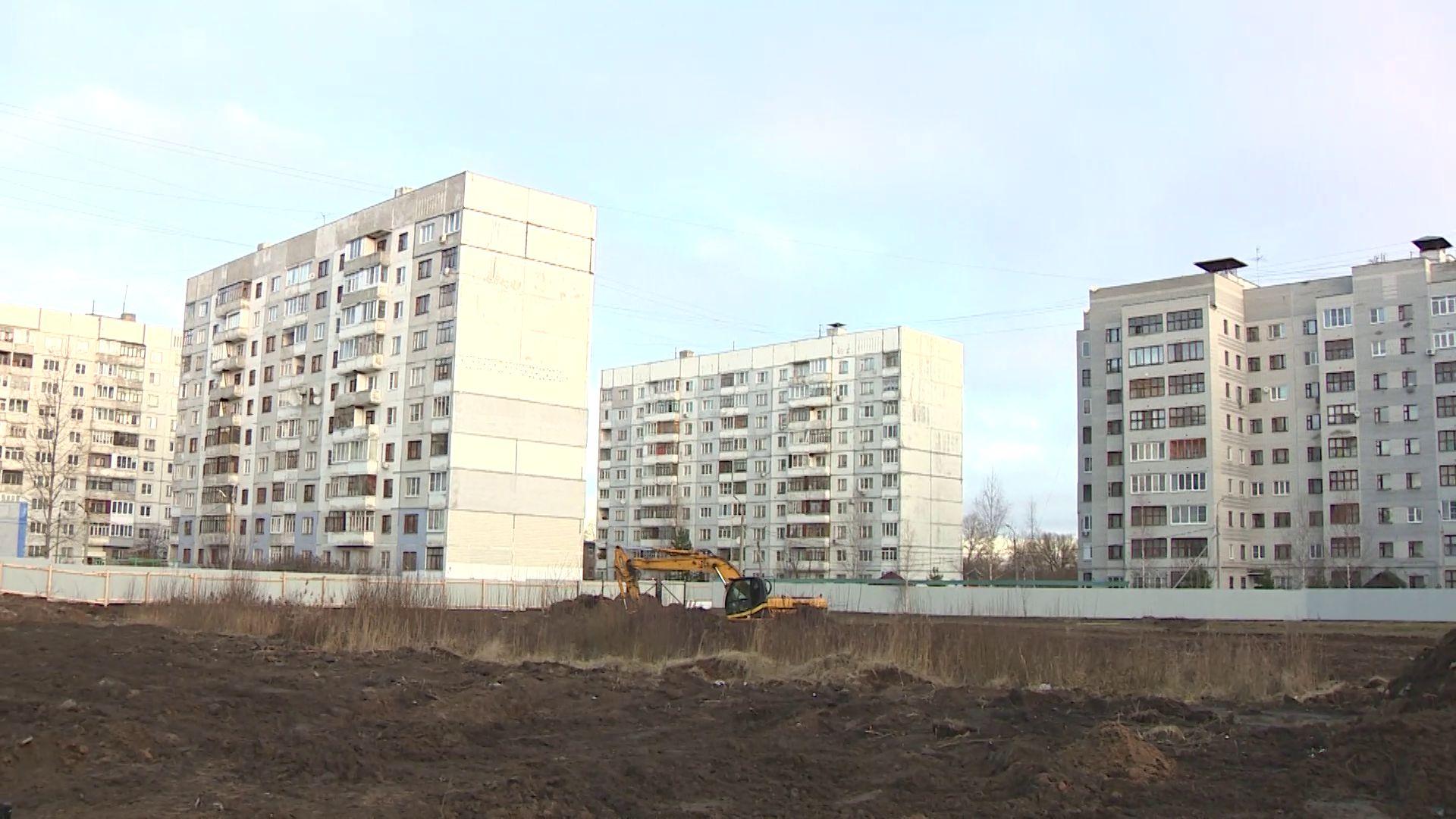 В следующем году в Ярославле появятся сразу три новых дошкольных учреждения