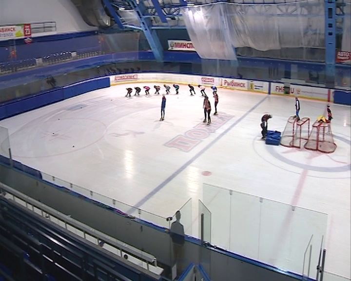 Рыбинские спортсмены вошли в состав сборной России по шорт-треку