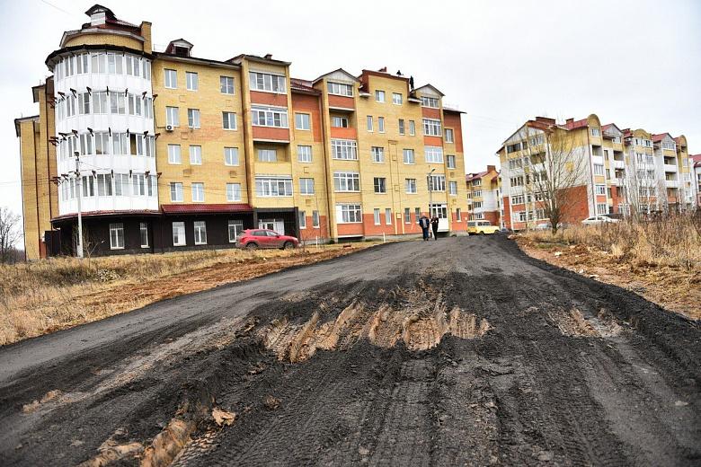 В первый же день закрытия Тутаевского шоссе разбили объездную дорогу: что сделали власти