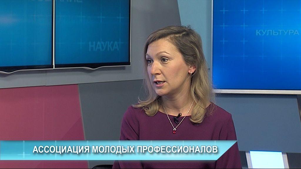 «В тему». Евгения Ободкова: Как молодежь может реализовать себя в социальных проектах