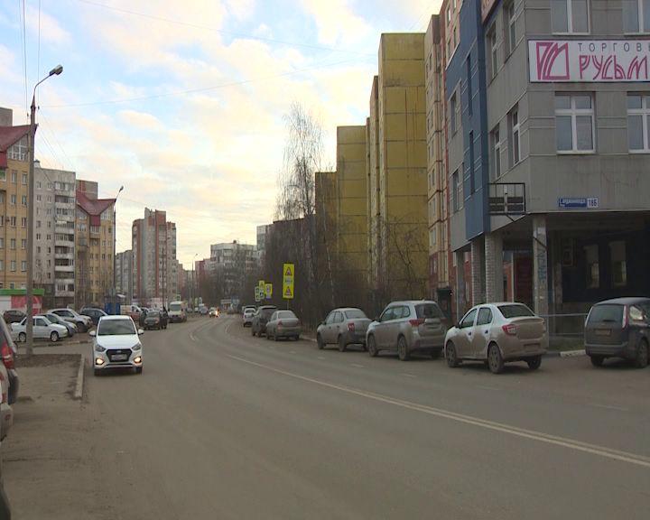 В Заволжском районе молодой водитель на «Ауди» сбил школьника