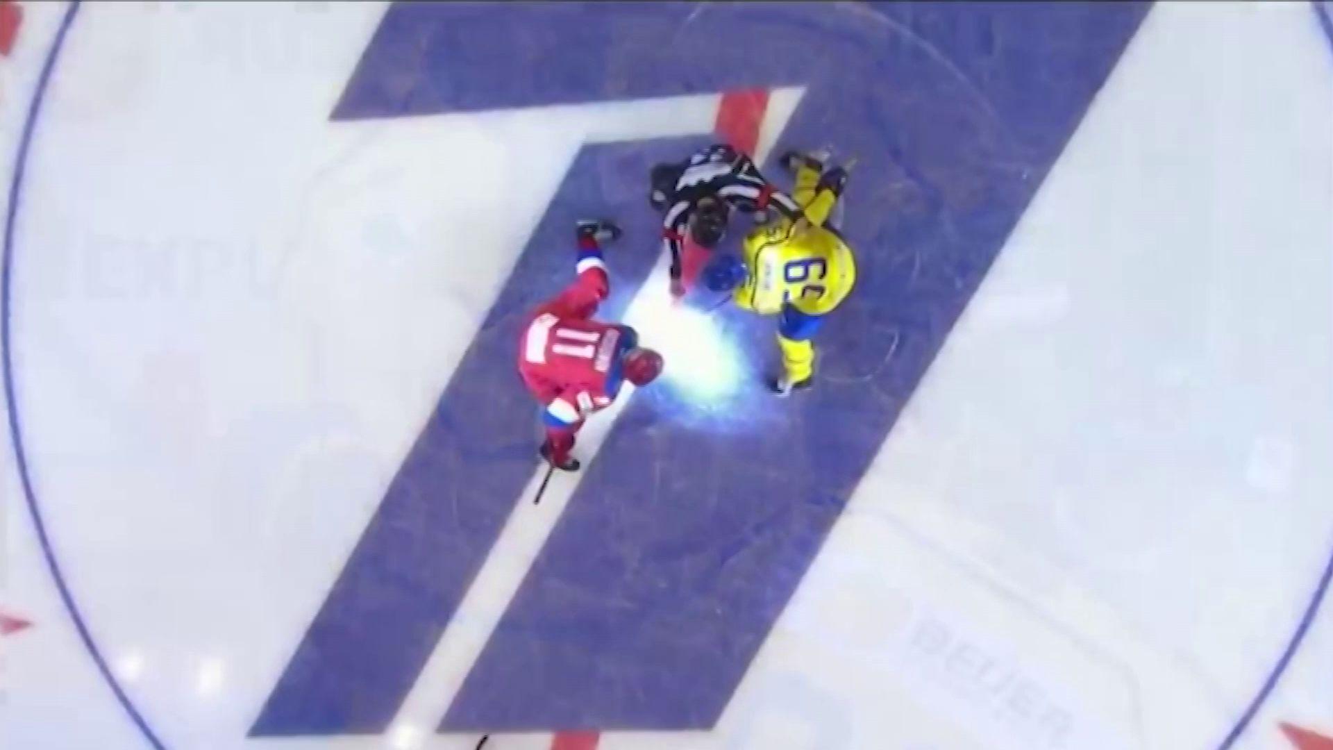 Сборная России готовится к старту домашнего этапа Еврохоккейтура