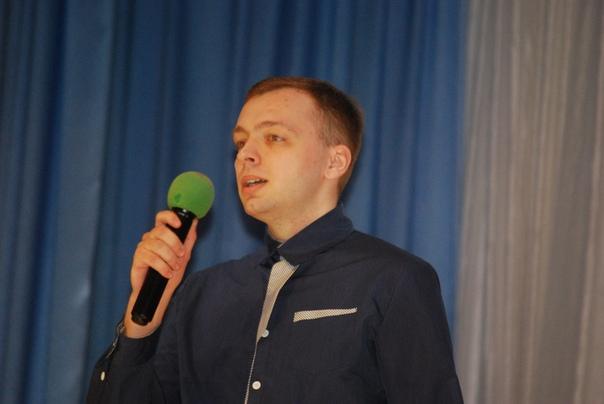 Даниловец стал одним из победителей в областном конкурсе «Преодоление»