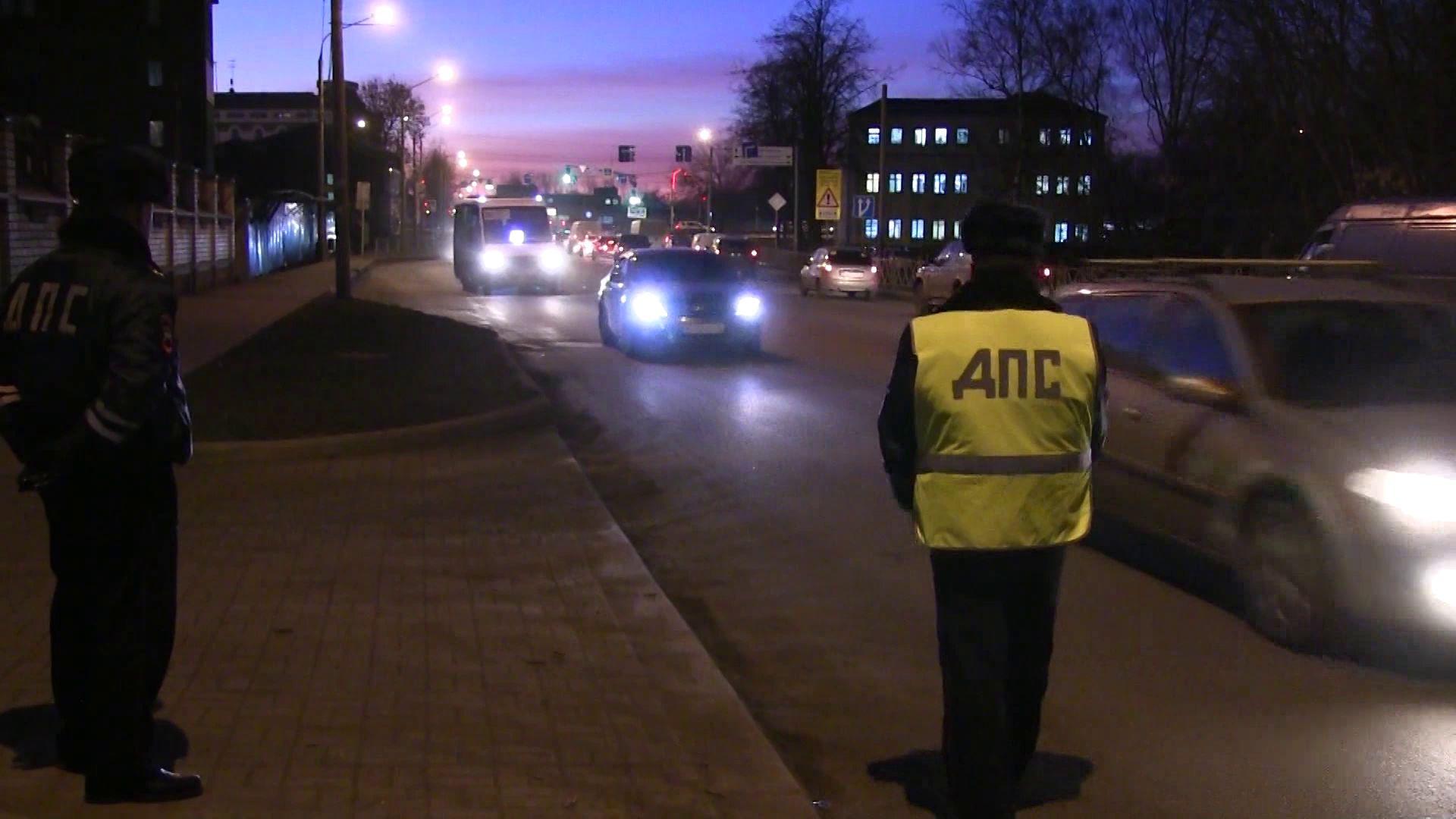 В Ярославле возросло количество ДПТ по вине водителей автобусов и маршруток
