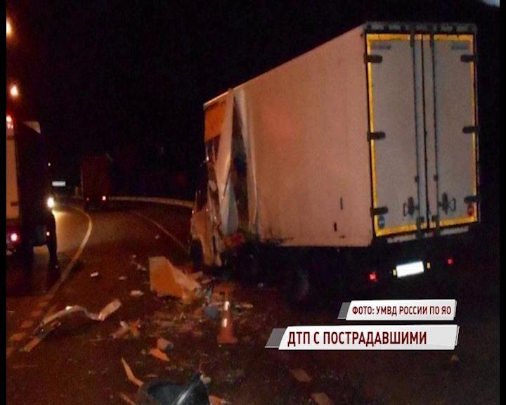 В ДТП в Ростовском районе пострадали три человека