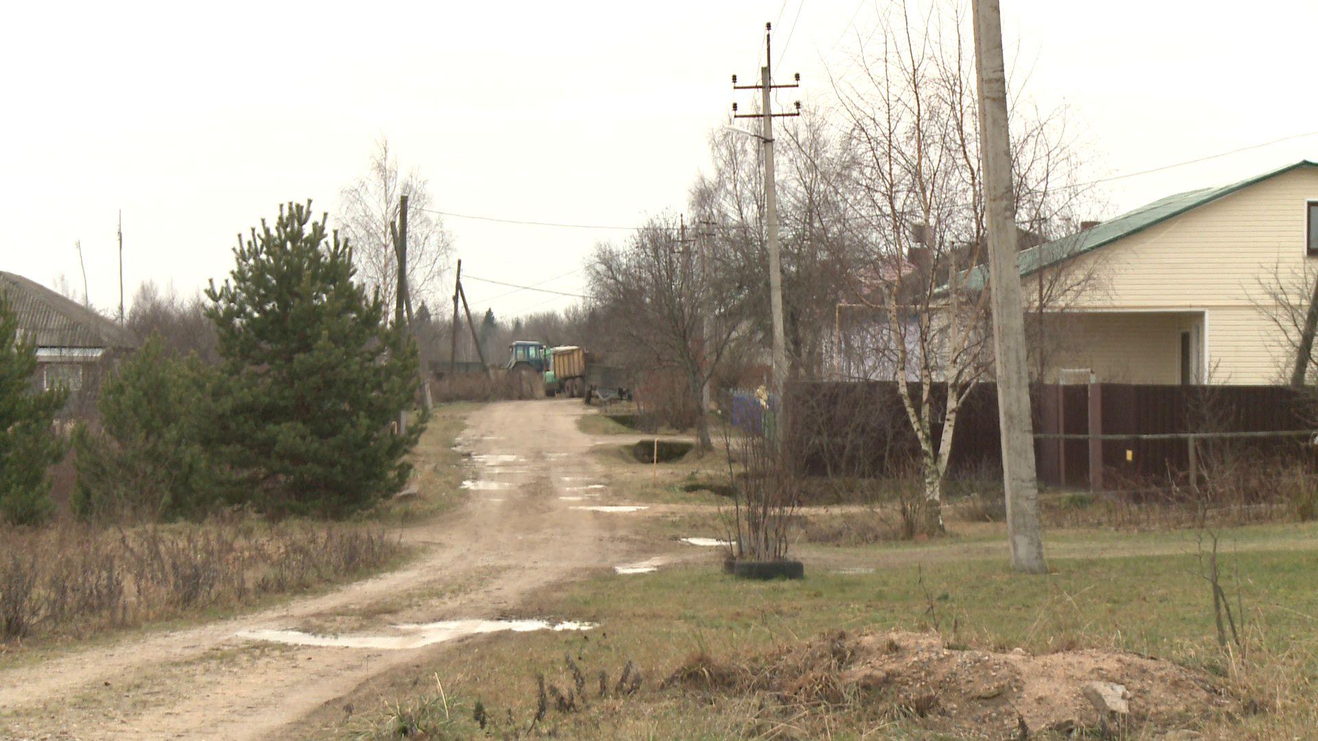В селе Дмитриановское Ростовского района в скором времени построят станцию очистки воды