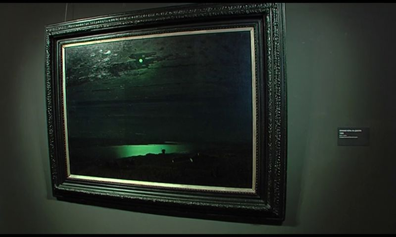 Рекордная выставка: Названо число посетителей экспозиции Архипа Куинджи в Ярославле
