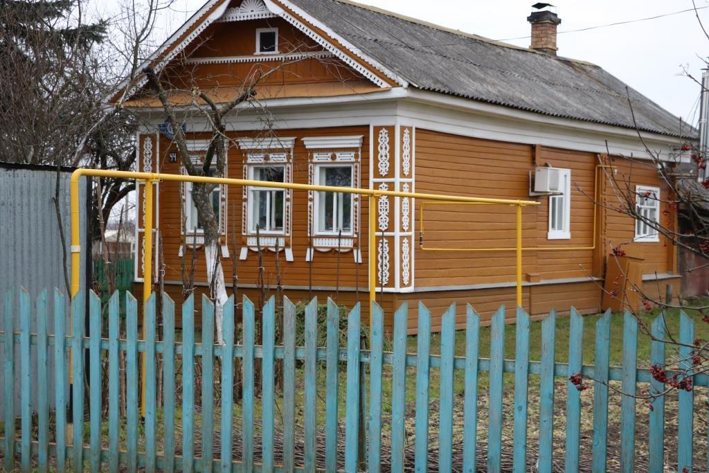 В деревне Юрьевская Слобода жители смогут провести газ в дома