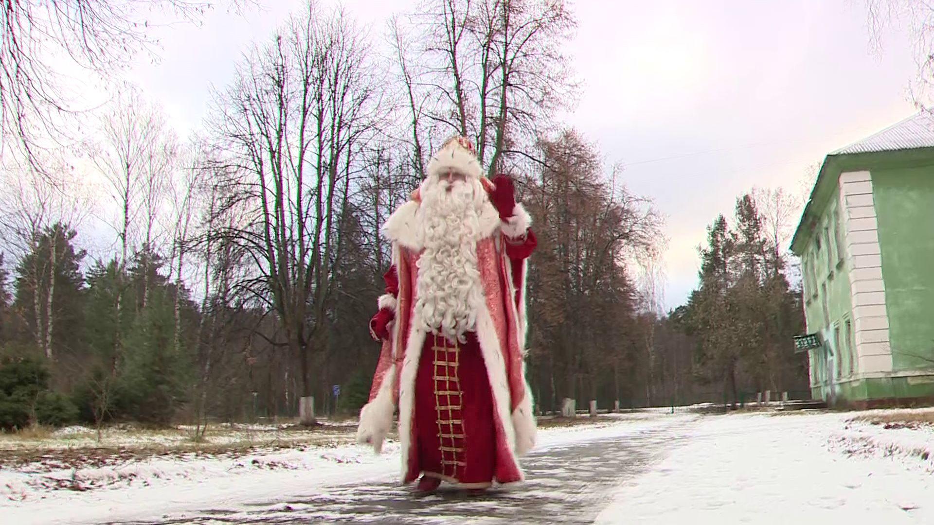 Дед Мороз из Великого Устюга поздравит ярославцев с Новым годом