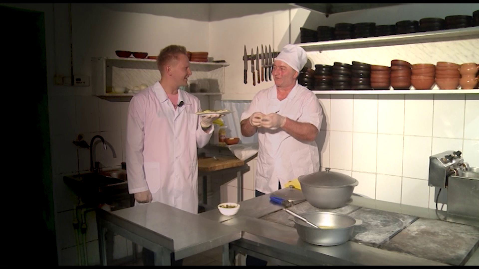 Утреннее шоу «Овсянка» от 17.12.19: Готовим ароматные гебжалии