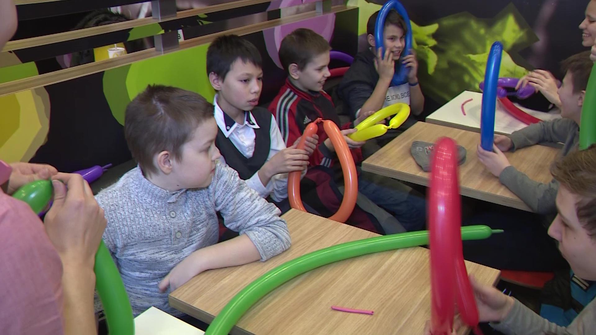 В Ярославле ресторан быстрого питания проводит благотворительную акцию для больных детей