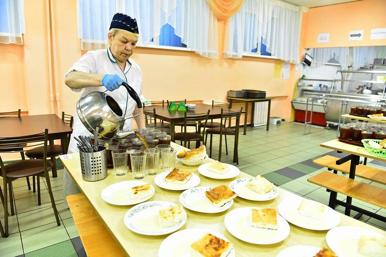 В ярославских школах продолжают улучшать качество питания