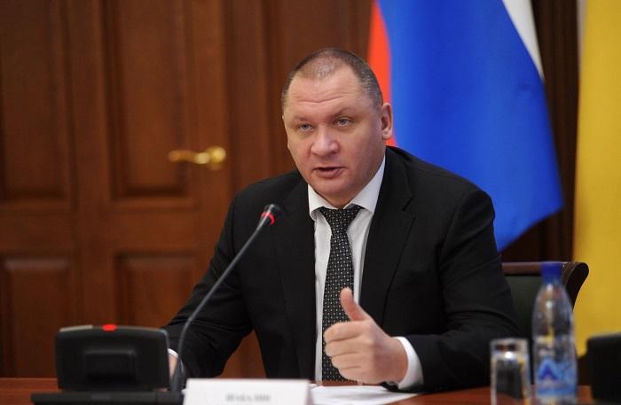 В правительстве области состоялось заседание комиссии по координации работы по противодействию коррупции
