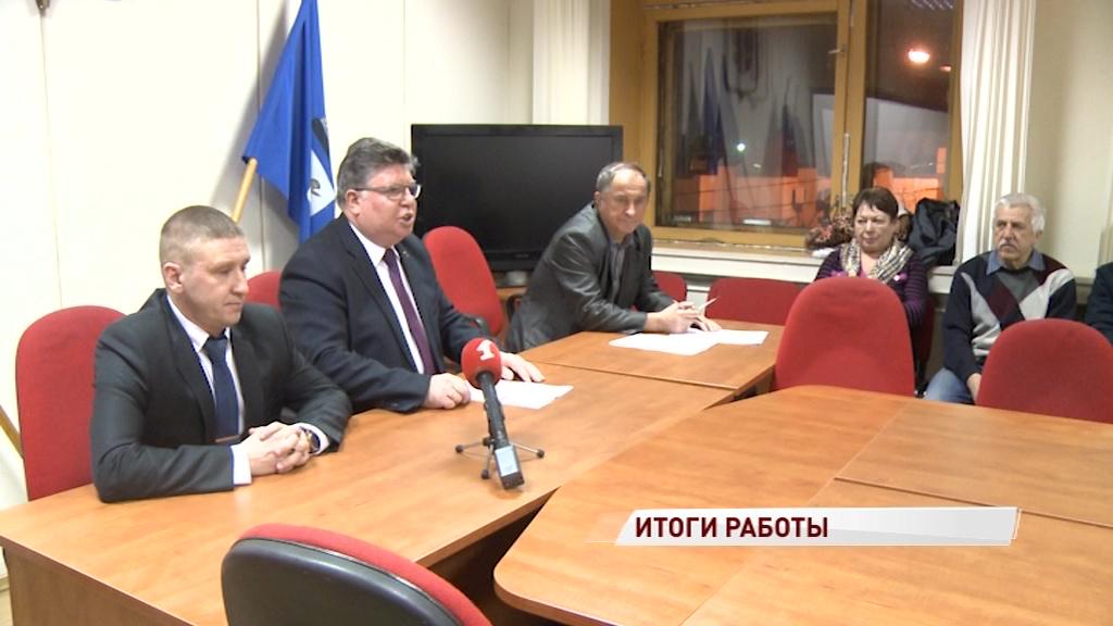 Управляющая компания Фрунзенского района готовится к новым ударам стихии