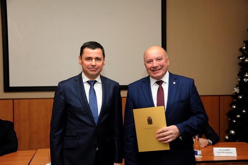 «Мы отвечаем за конечный результат»: Дмитрий Миронов обсудил с главами районов итоги работы
