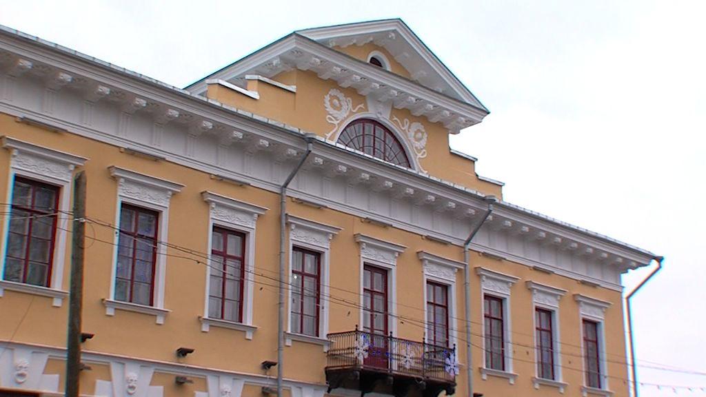 В Мышкине восстановили усадьбу купца Чистова