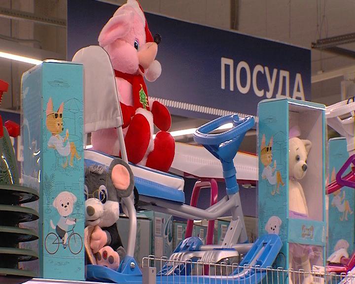 В микрорайоне Сокол открылся новый супермаркет