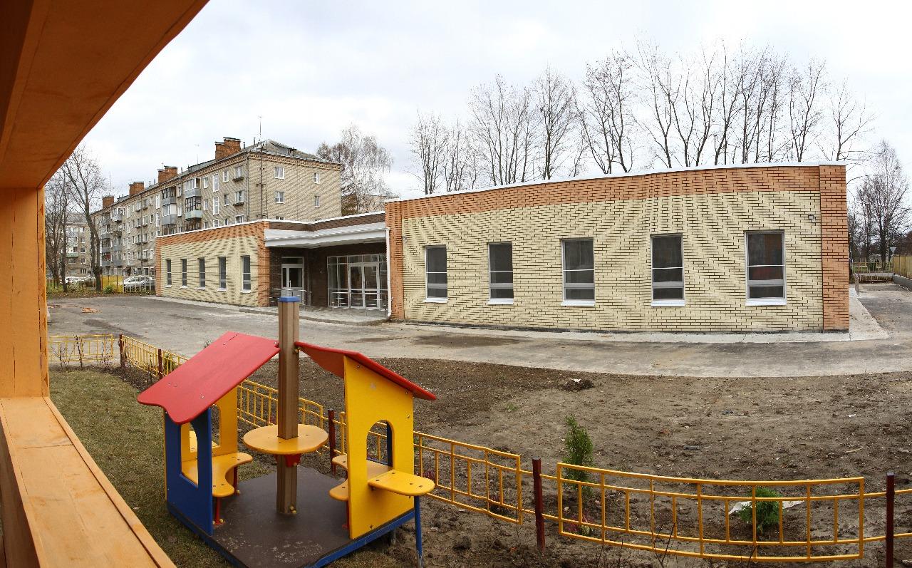 Дмитрий Миронов сообщил о завершении строительства яслей в Рыбинске