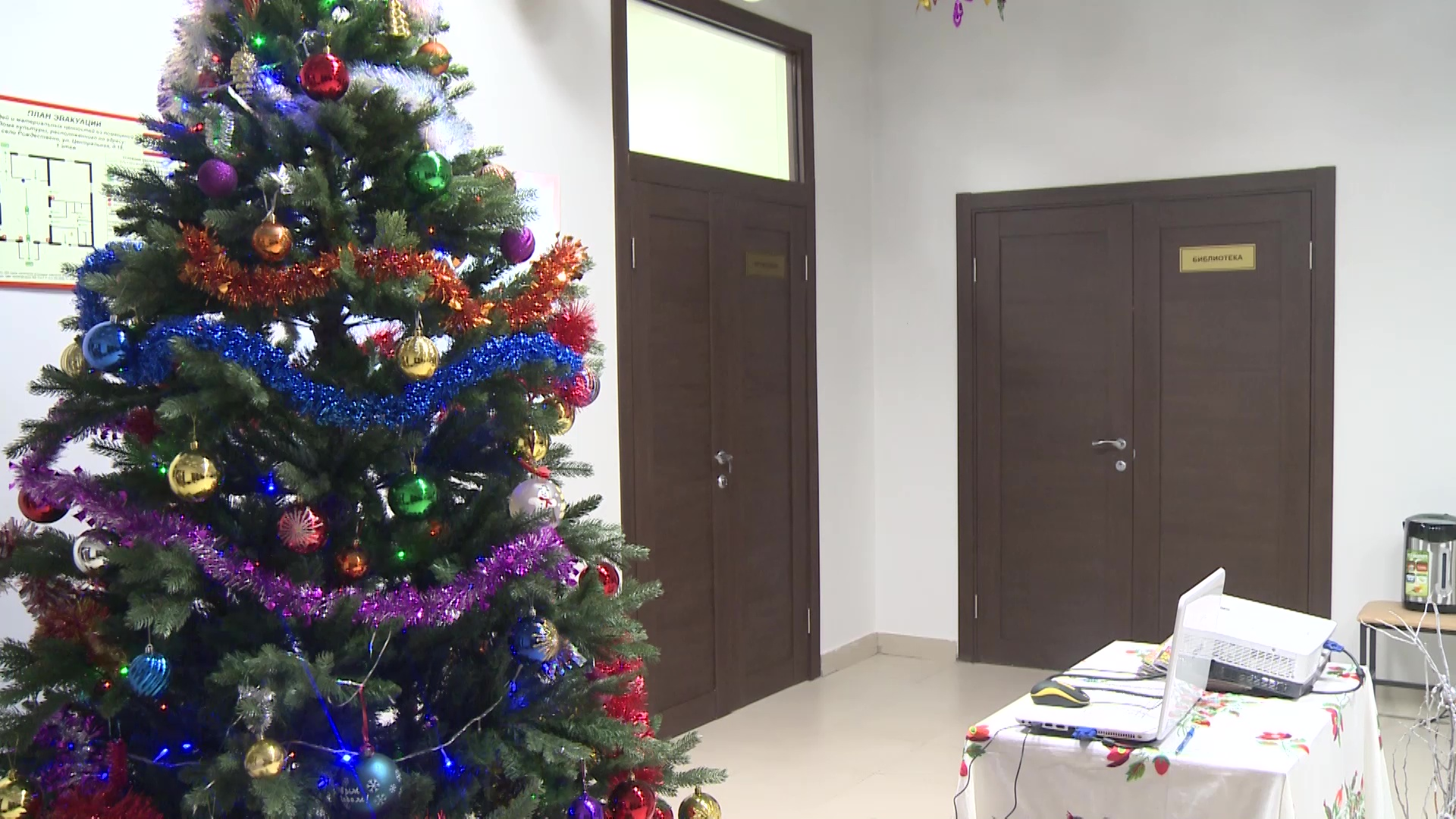 В селе Рождествено торжественно открыли отремонтированный по нацпроекту дом культуры