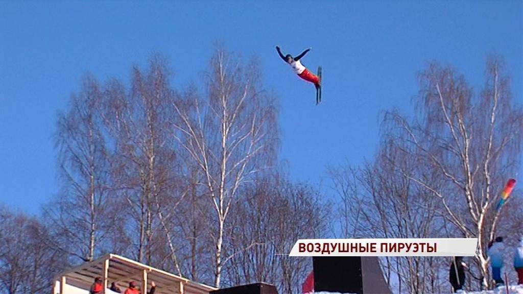 Дмитрий Миронов: «Активно готовимся к Кубку Европы по фристайлу»