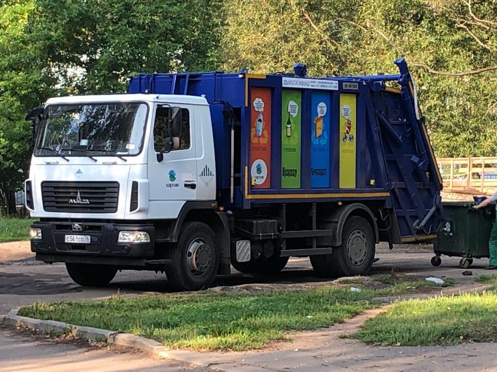 В Ярославской области с начала января снизится плата за вывоз мусора
