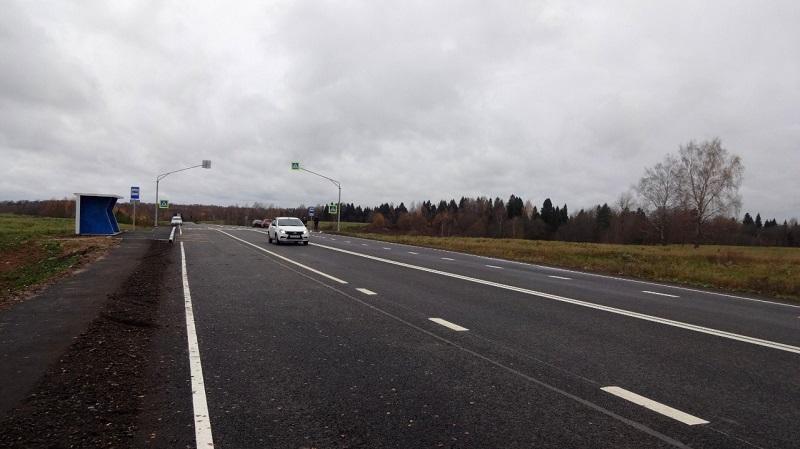 В рамках нацпроекта «Безопасные и качественные автомобильные дороги» в нашем регионе отремонтировали 42 объекта