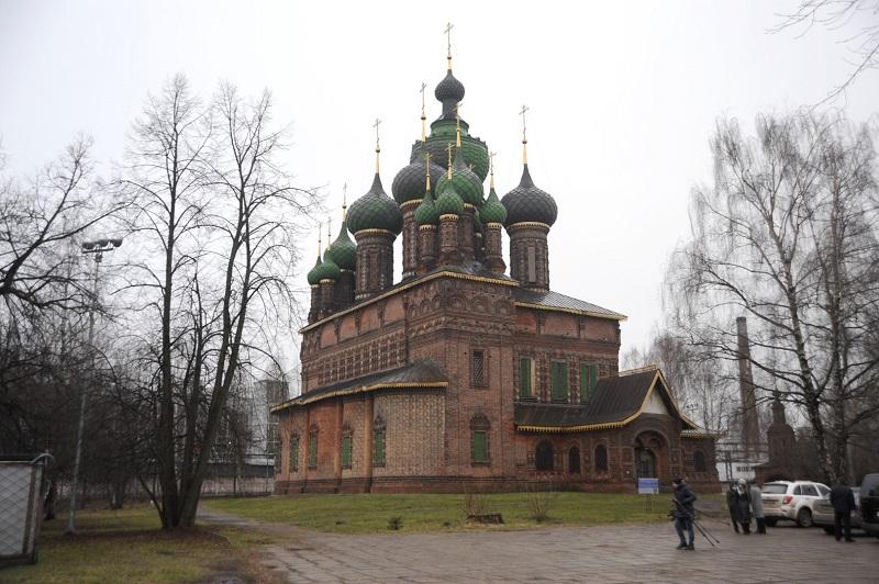 Церковь с тысячерублевой купюры будут реставрировать по инициативе губернатора