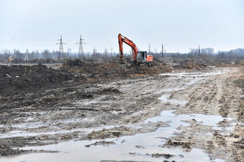На Осташинском кладбище построят новую дорогу