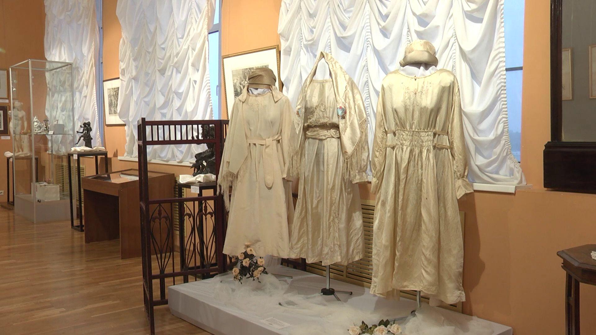 В Рыбинском музее открылась выставка свадебных обрядов