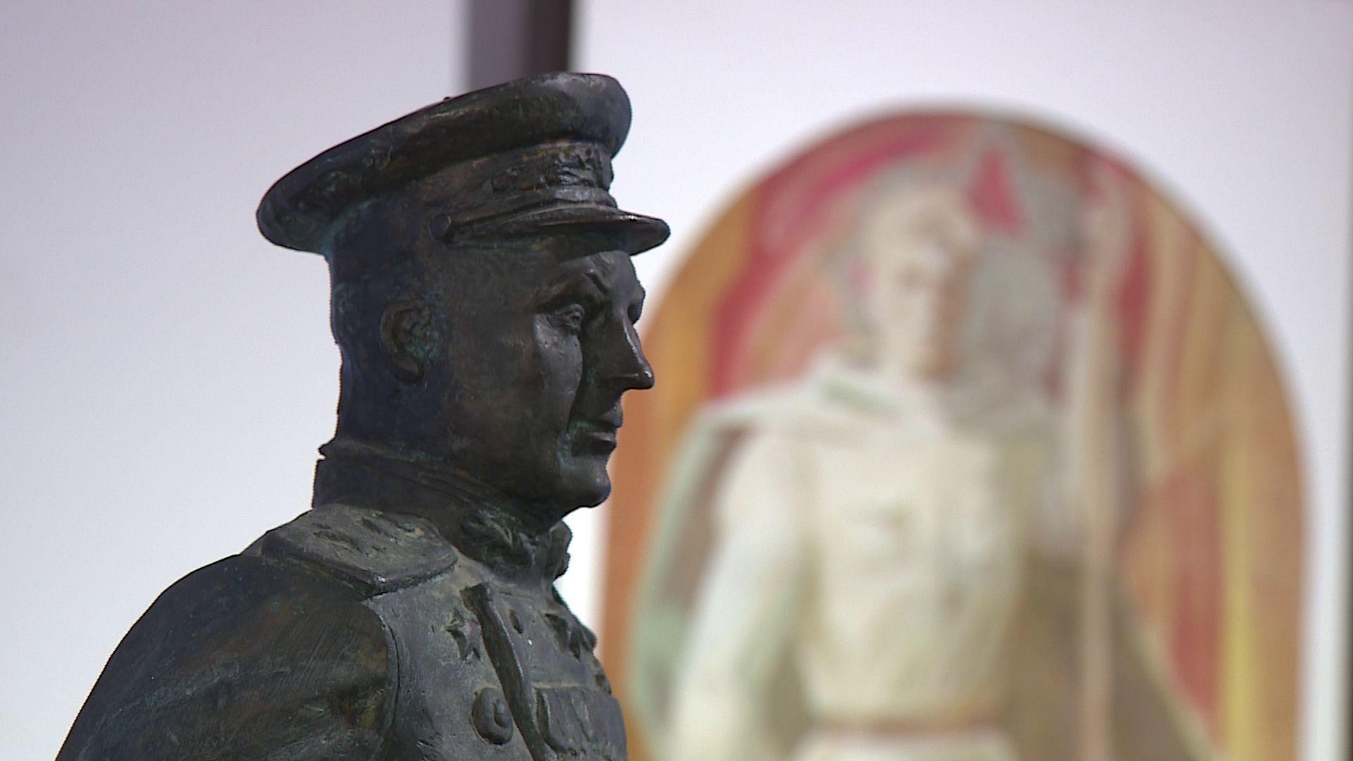 Судьба солдата, человека, мира: в Ярославле открылась выставка в честь юбилея Победы