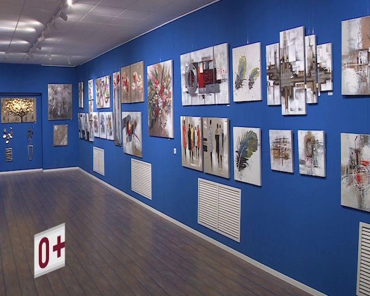 В Ярославле открылась картинная галерея