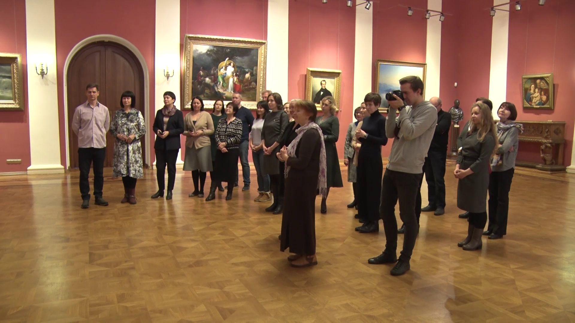Совет Федерации поздравил Ярославский художественный музей с вековым юбилеем