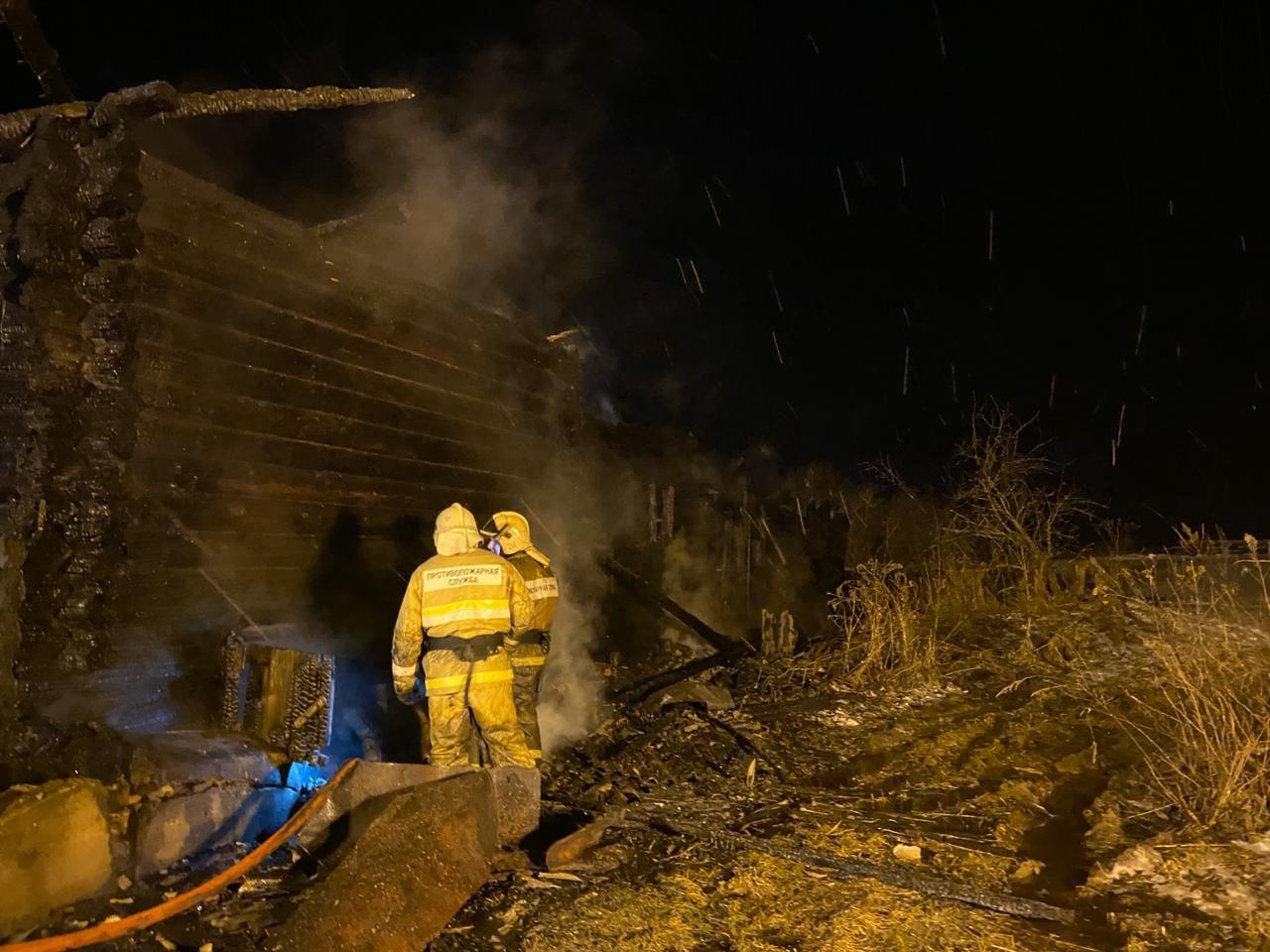 Правительство Ярославской области окажет всю помощь пострадавшим во время пожара в Борисоглебском районе