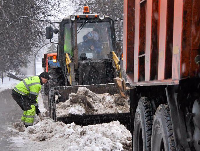 Коммунальные службы Ярославля работают в три смены