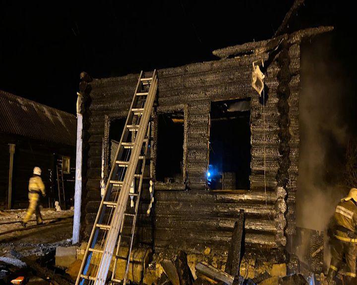 Стало известно о состоянии пострадавших во время пожара в деревне Борисоглебского района