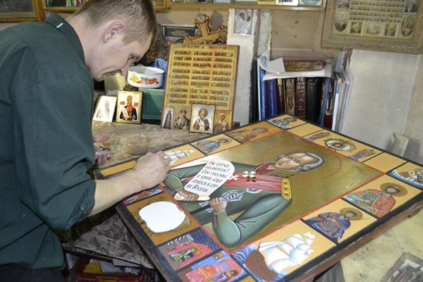 Икона осужденного из Рыбинска признана лучшей на международном конкурсе православной живописи