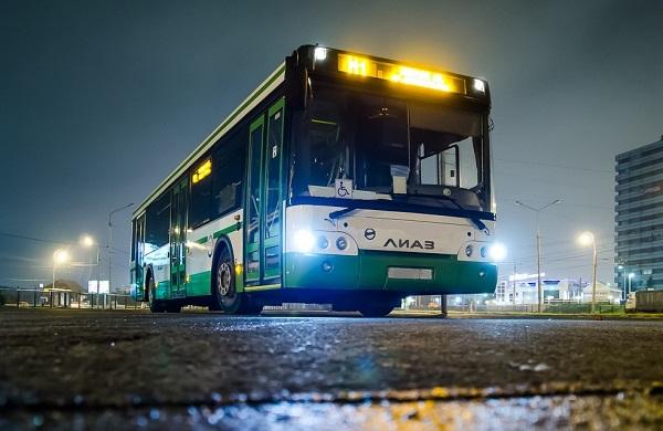 Новая схема движения автобусов в регионе корректируется с учетом замечания пассажиров