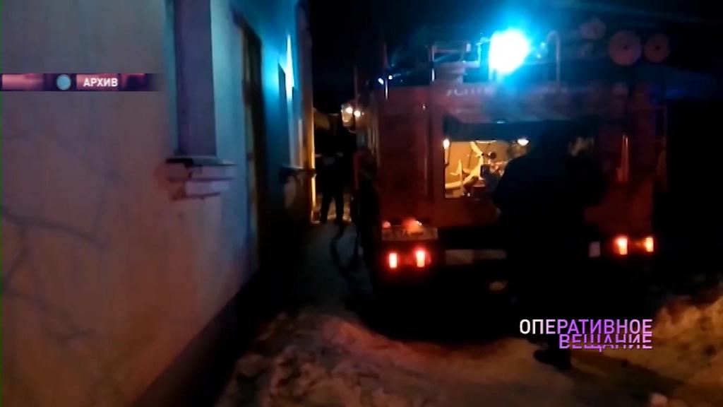 В пожаре в Ростове погибла 93-летняя старушка