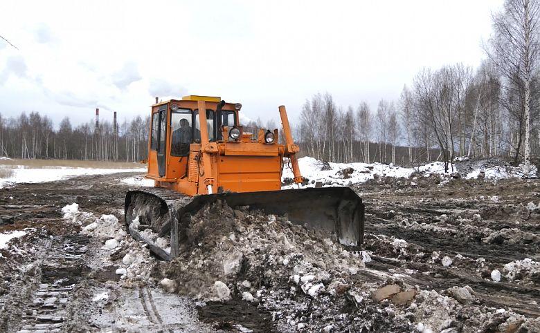 ВИДЕО: Мэрия показала, куда отправляется снег с улиц и дворов Ярославля