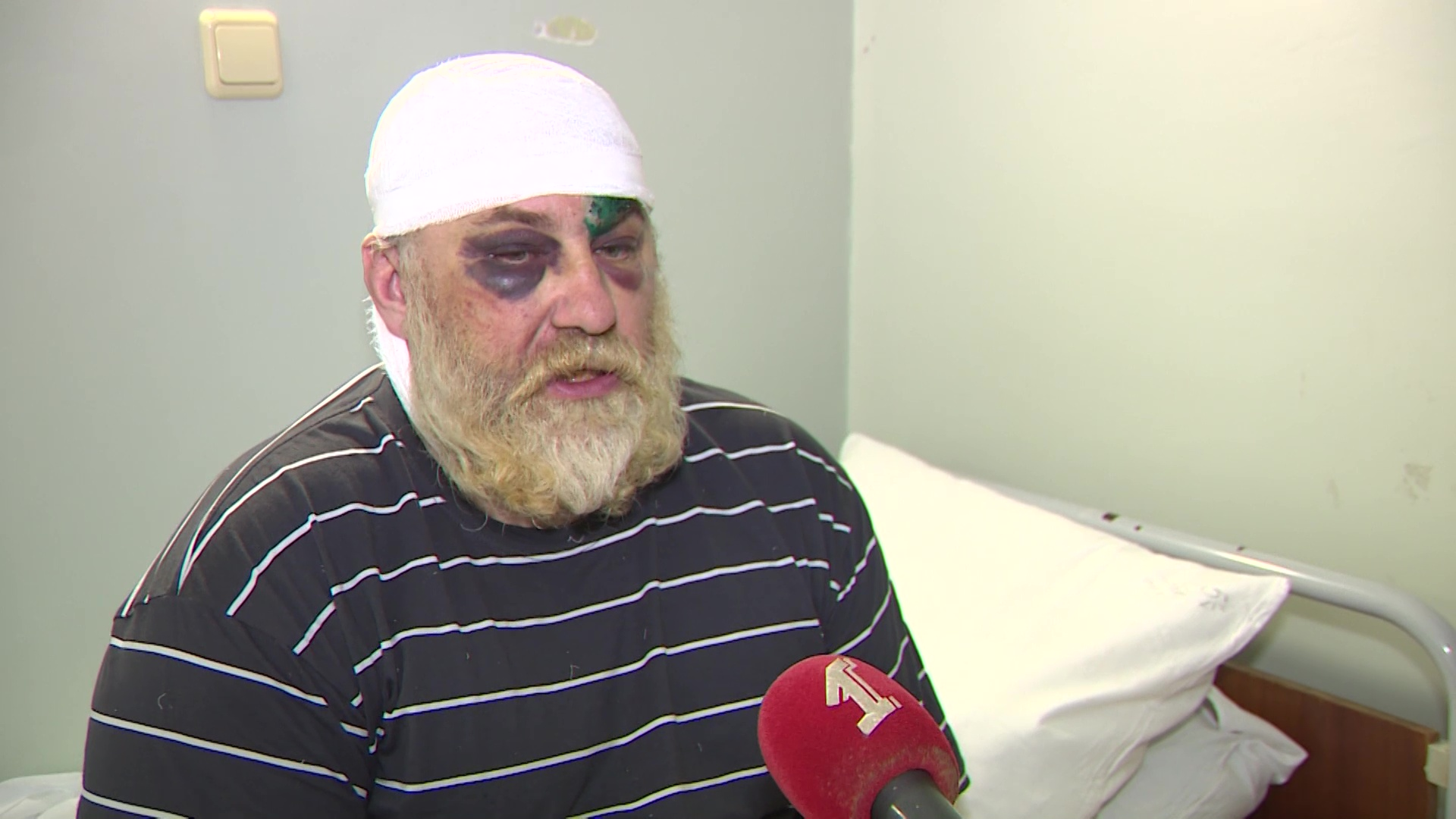 Разборки в «Крыму»: конфликт в кафе закончился стрельбой и разбитой головой